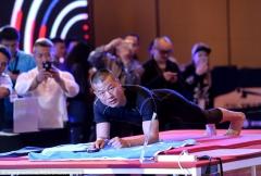 record du monde, planche, gainage, chinois